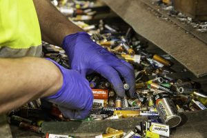 Sort batteries